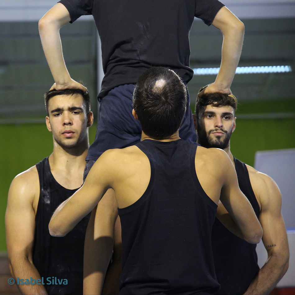Acro Clube da Maia, November 2018