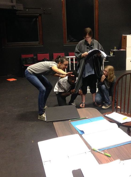 Youth Theater Directing