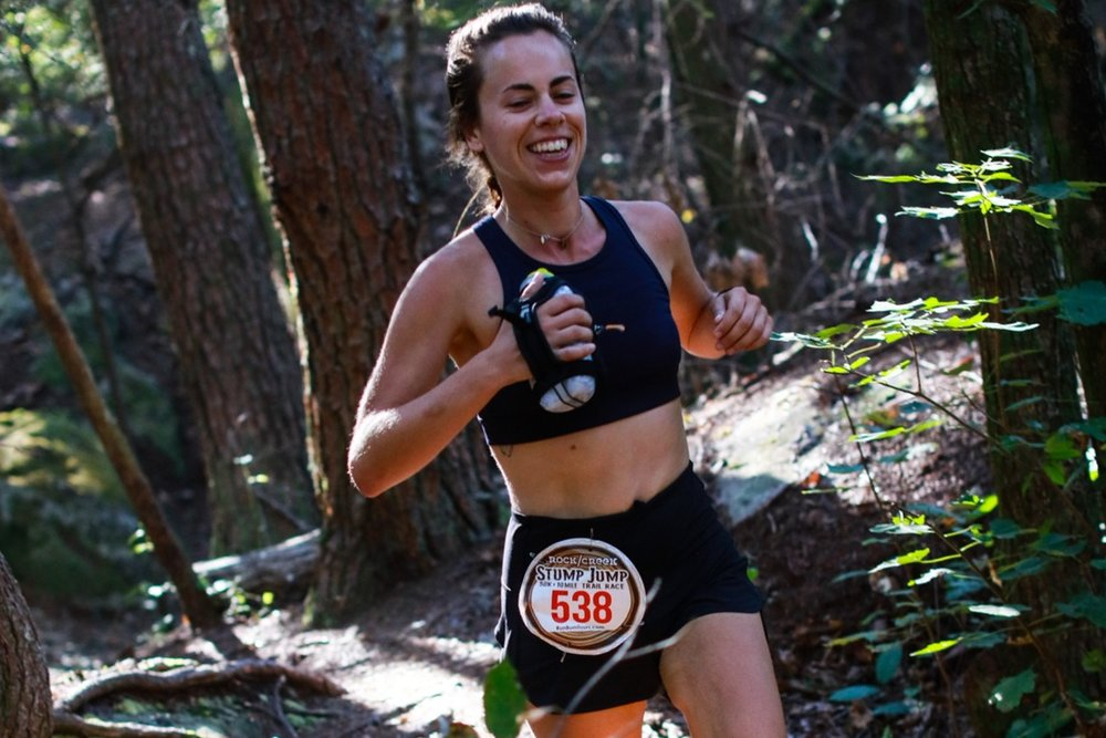 Clare Farrow @claree_elizabeth  Clare Farrow is a 25 year old trail/ultra runner originally from the Beast Coast (Pennsylvania & Alabama) and currently living in Cheyenne, Wyoming. She started running in May of 2016 as a way to get fit, eventually losing 70 lbs and finding a new passion in running. Since discovering ultras in 2017, she's racked up several overall wins, gender wins, and course records at various events on the east coast before moving out West to Wyoming in 2018.In 2019, she plans to move further up in distance by finishing the Javelina Jundred & Palmer Lake 24 Hr Fun Run/Death Race, as well as other shorter events like the Speedgoat 50k.