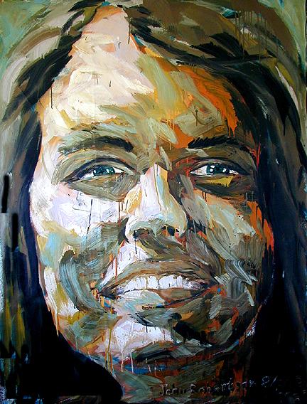 portrait of brooke