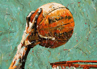 dunk shot, basketball art, sports image,
