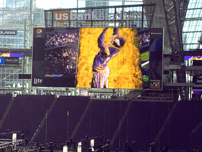 US Bank Stadium John Robertson painting.jpg