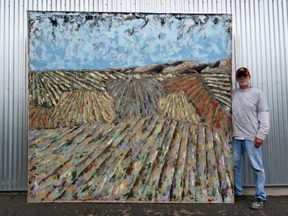 Farmland Ventura County - 8 x 8 feet