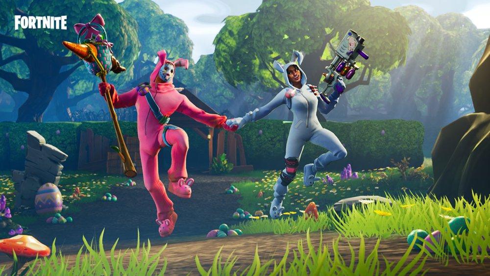Image via Epic Games and Fortnite