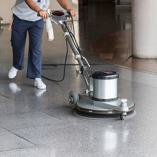 JANITORIAL SERVICES -