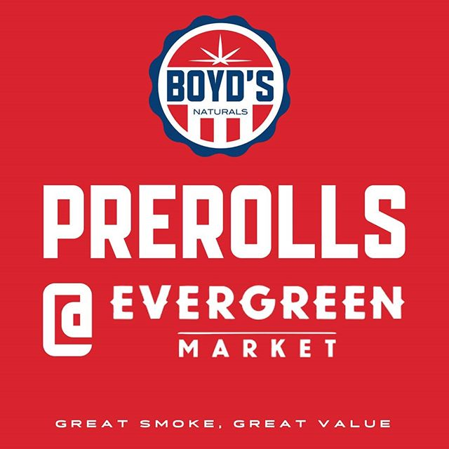 Get BOYD'S PREROLLS @ EVERGREEN MARKET STORES WA! @evergreenmarket  #rollboyds #harmonyfarms #washingtonweed #weedporn #i502 #legalweed #fairmarketcannabis #cannabiscommunity #hemp #cannabis #blunts #cbd #instacannabis #cannabis420 #weedsociety #potheadworld #cannabisheals #stayblazed #evergreenmarket  WARNING: This product has intoxicating effects and may be habit forming. Smoking is hazardous to your health. There may be health risks associated with consumption of this product. Should not be used by women who are pregnant or breast feeding. Keep out of reach of children. Marijuana can impair concentration, coordination, and judgement. It is illegal to operate a vehicle or machinery while under the influence of marijuana. This product is unlawful outside Washington State.
