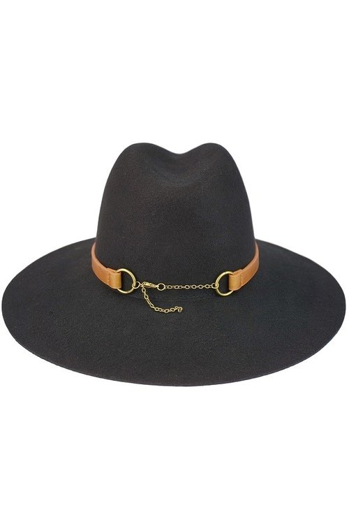 ff70392012b Wool Felt Panama Hat — The Vinyl Studio