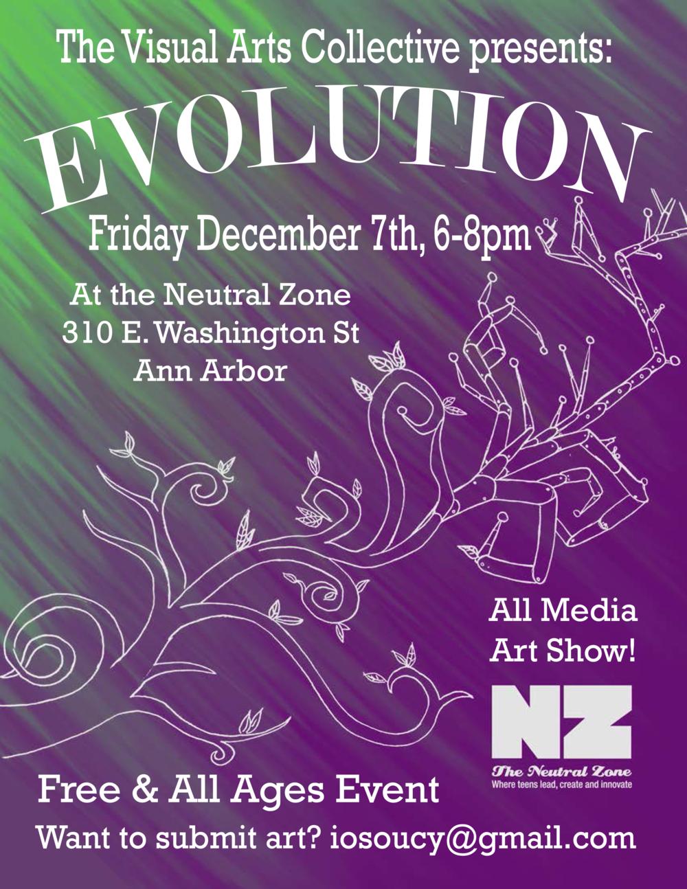 Evolution-AllMedia Art Show.png