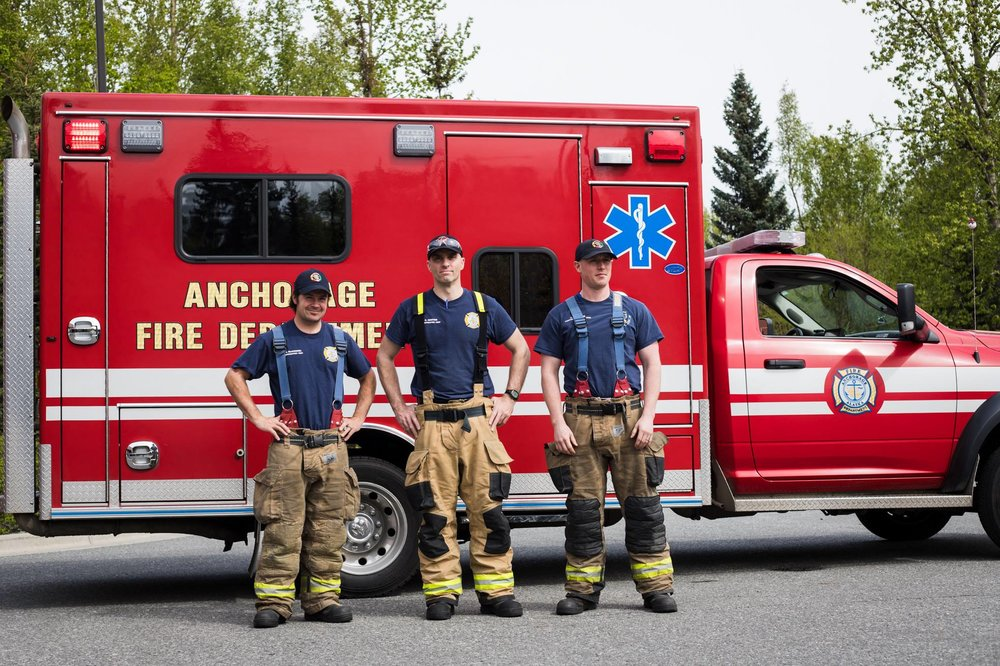 Anchorage Fire Department
