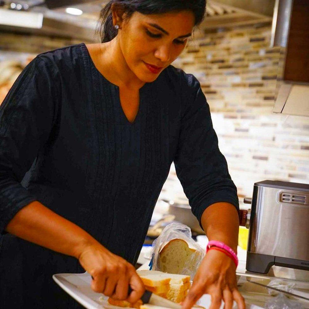 Culinary School with Lavanya Mahate