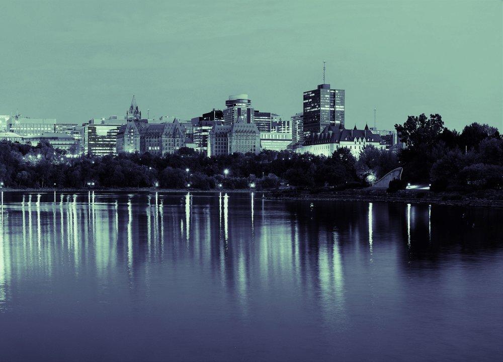 Ottawa Skyline - Supreme Court