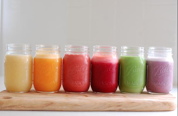 Dr  Funk's Antioxidant Smoothie — Raven Pink