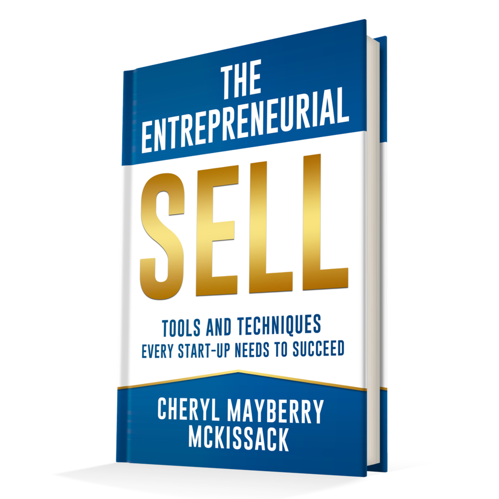 The Entrepreneurial Sell - By Cheryl Mayberry McKissack