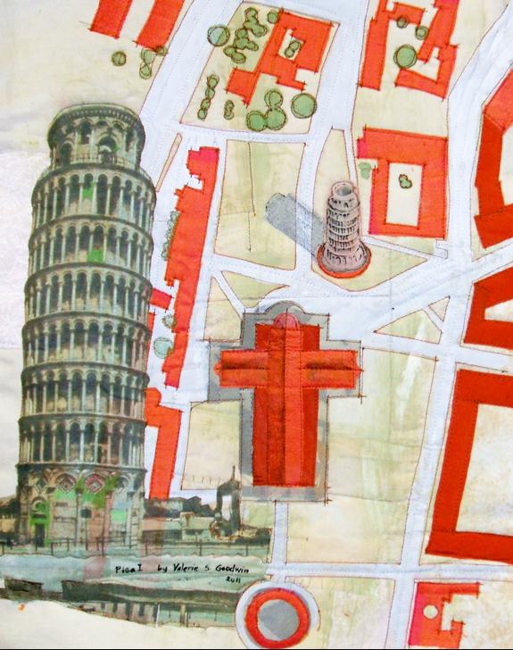 """Pisa -- 11"""" x 14"""" -- 2011"""