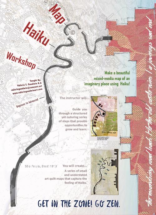 WORKSHOP 4: Map Haiku