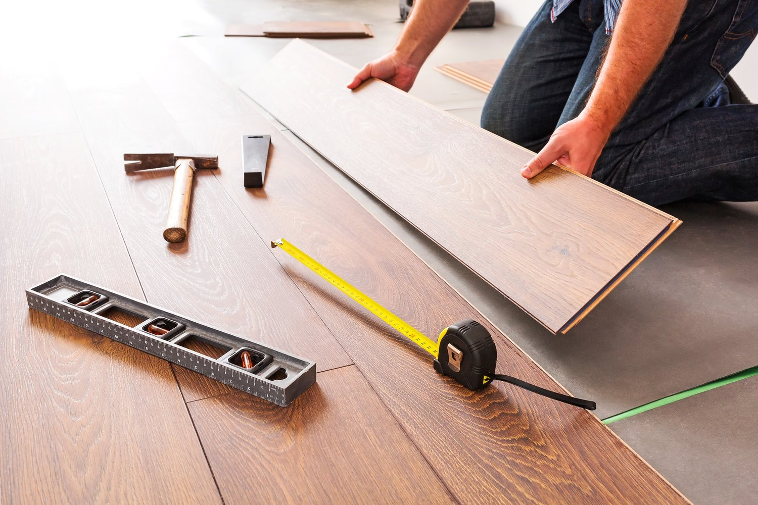 Floor Installation Repair Services Madison Wi New Heights Llc