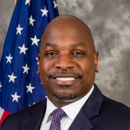 """C.D. GLIN  President and CEO, U.S. African Development Foundation    C.D. Glin is the President and CEO of the U.S. African Development Foundation (USADF) since September 2016. From 2011-2016 Glin was based in Nairobi, Kenya as the Associate Director for Africa for the Rockefeller Foundation. Prior to Rockefeller, Glin served as a White House appointee at the U.S. Peace Corps as the first Director of Intergovernmental Affairs and Global Partnerships, and was Vice President for Business Development at PYXERA Global. He is a life member of the Council on Foreign Relations and in 2011, was designated by the White House as a """"Champion of Change"""" for his commitment and contributions to international service and civic participation."""