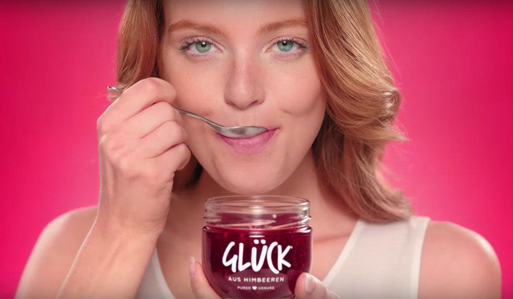 GLÜCK Marmelade - Commercial