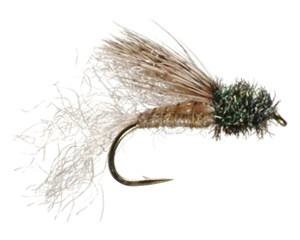 B)Emerging Caddis  Ultralight Emerger