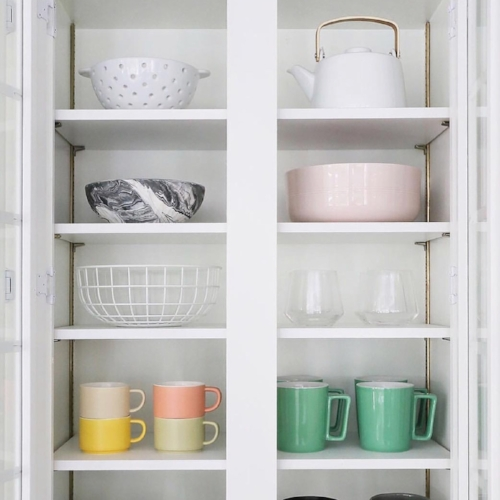 ready to get organized? - If you're looking for help packing up and moving out, moving in to a new place and wanting to get organized right off the bat, or your closets/garage/basement are just in need of some organizational TLC, Katie and Kari are your girls. Drop them a line at here to find out how they might be able to help you with your next project!