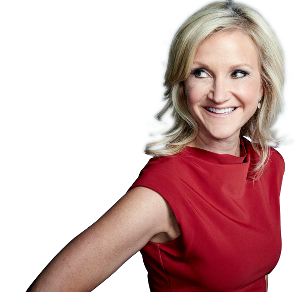Mel Robbins, author, speaker, host and coach