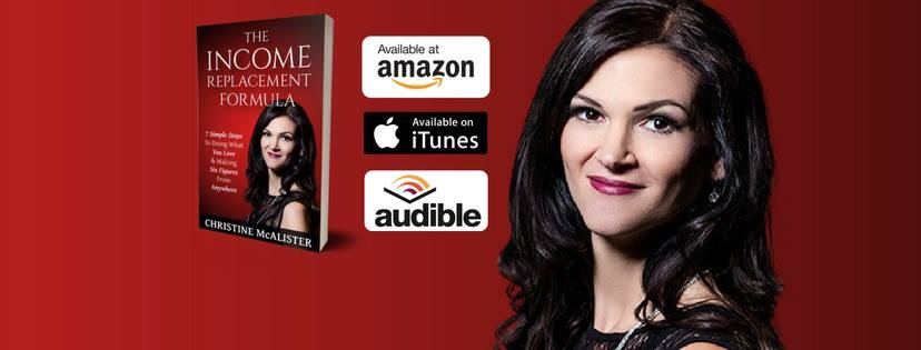 You can download the first chapter of Christine's book  here :
