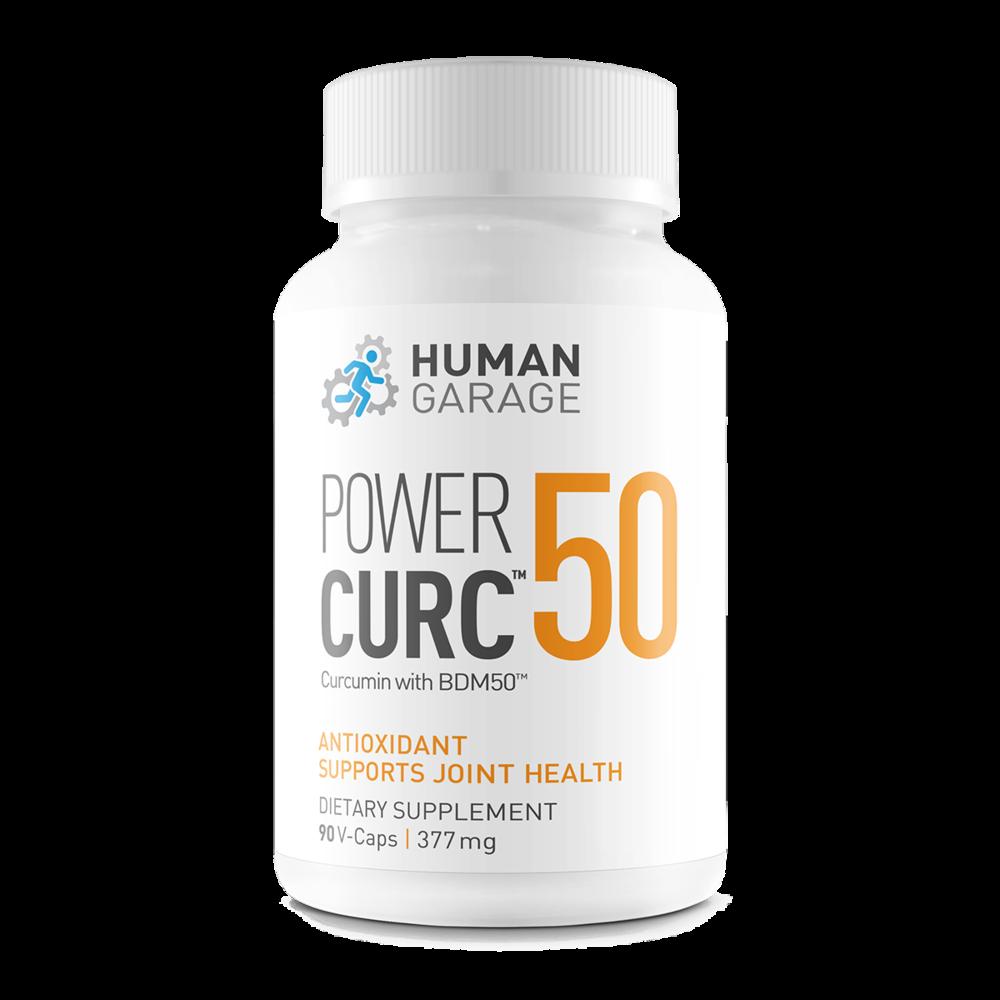 Human Garage — Power Curc 50