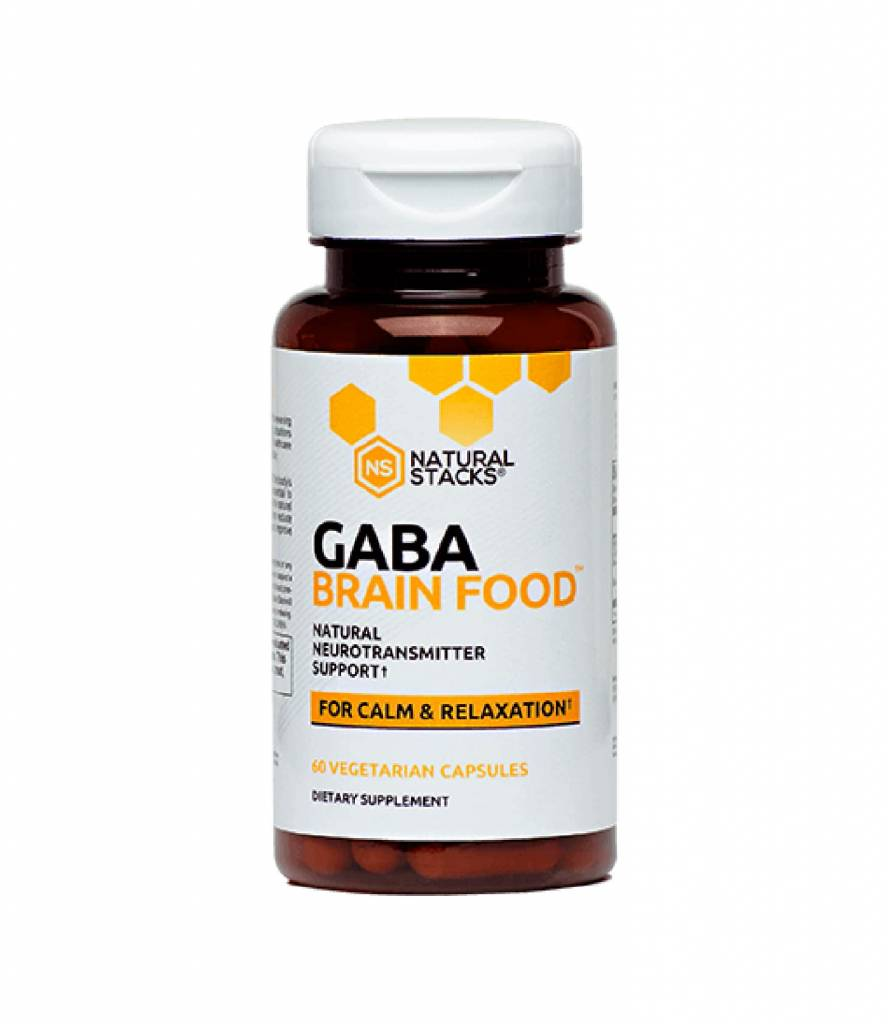 Natural Stacks — GABA Brain Food™