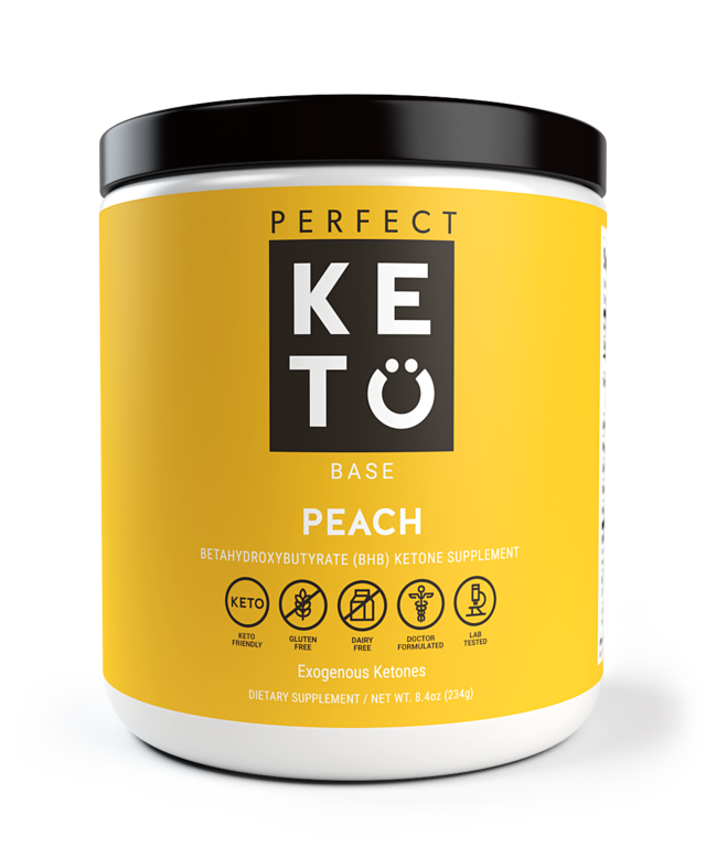 Perfect Keto — Peach