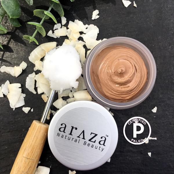 The Platform Podcast, Kelli Tennant, natural, non-toxic, no harsh chemicals and fragrance, natural beauty, make up, coconut cream foundation 7-in-1, paleo