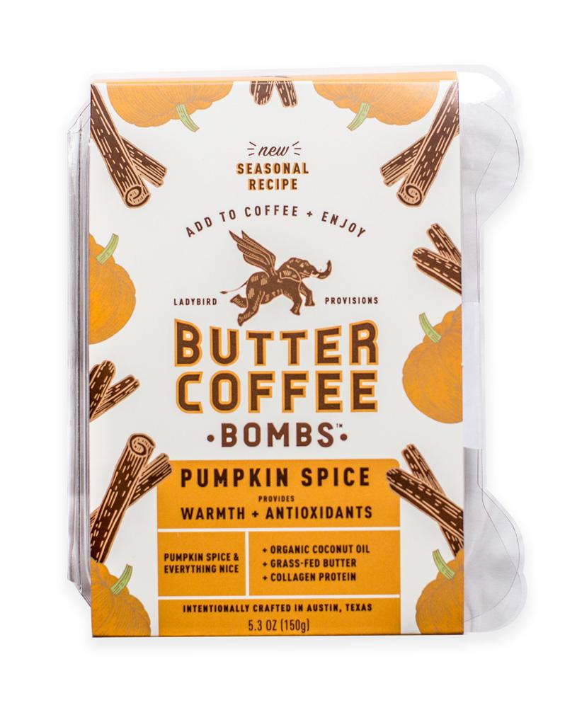 Ladybird Provisions —Pumpkin Spice