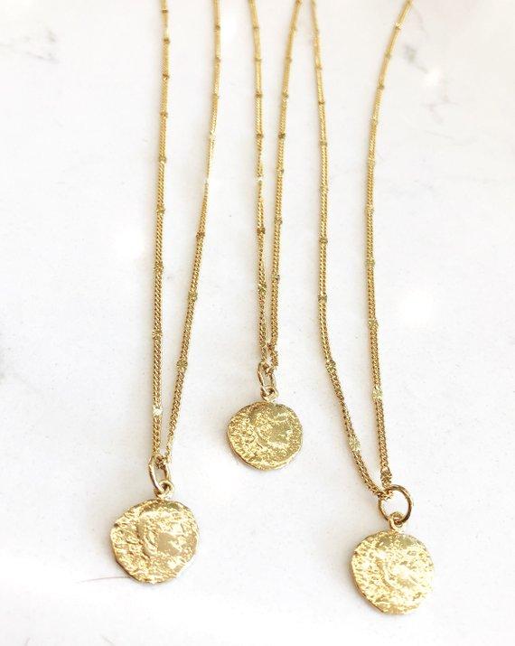 Deborah Brewer Jewelry — Happy Go Lucky Mini Coin Set