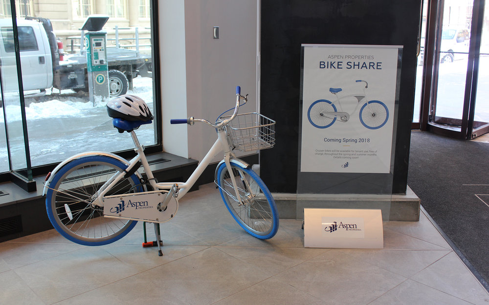 BIKE SHARE & STORAGE