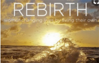Interview: Rebirth: Stories of women who change lives by living their own, with host Kate Brenton