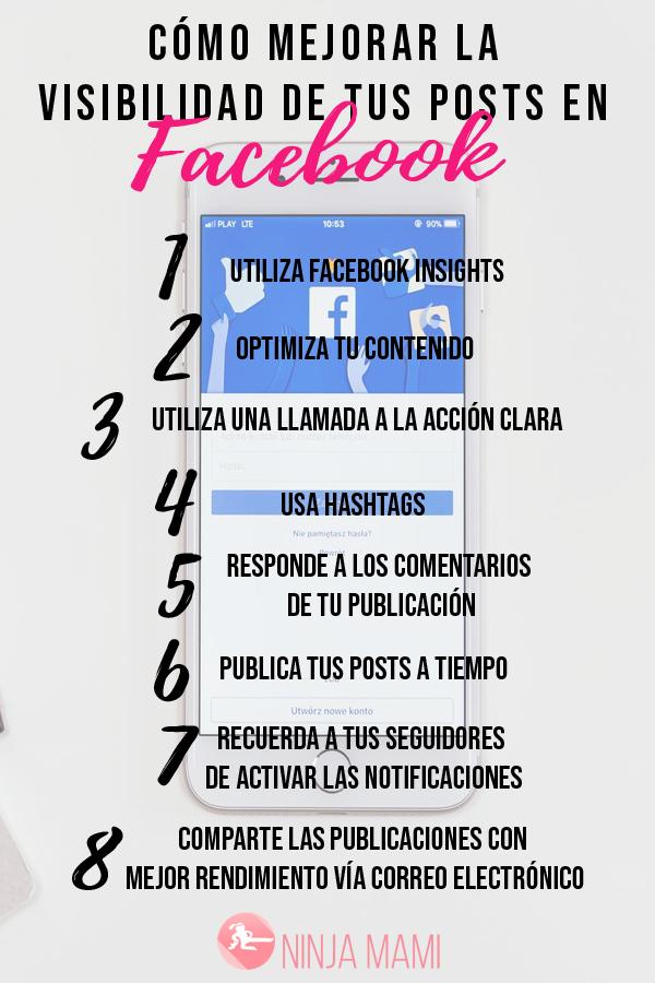 Cómo Mejorar la Visibilidad de tus Posts en Facebook