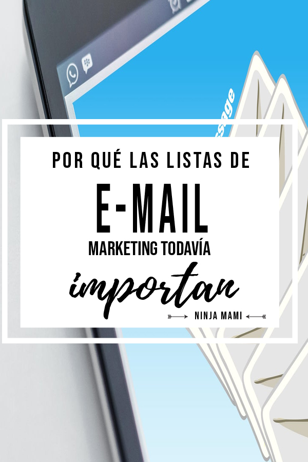 Email Marketing Listas de Correo
