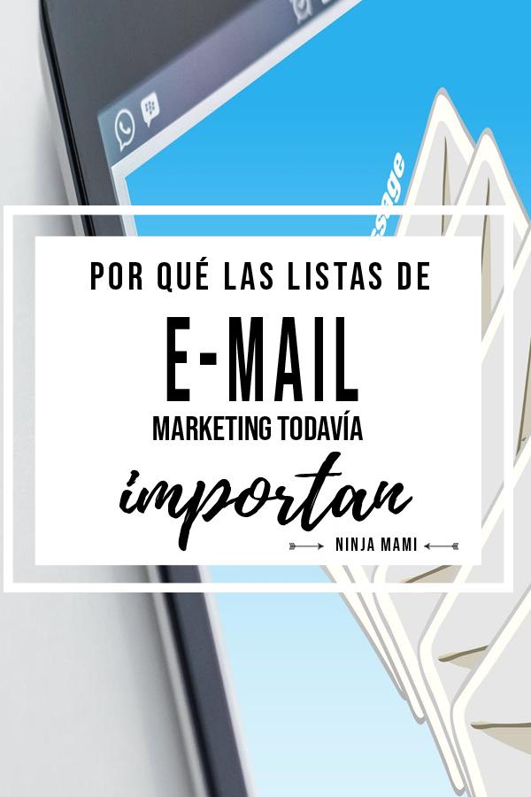 Email Marketing Listas de Correo