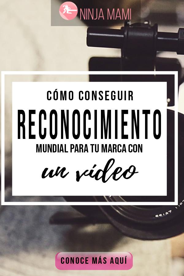 Cómo Conseguir Reconocimiento Mundial para tu Marca con un Video