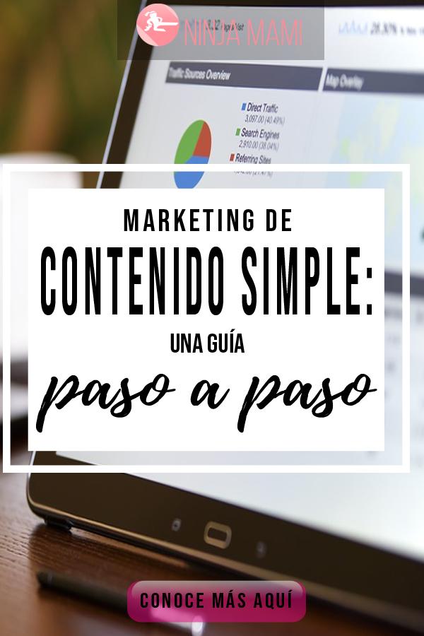 Marketing de Contenido Onlie Offline Híbrido Guia Paso a Paso