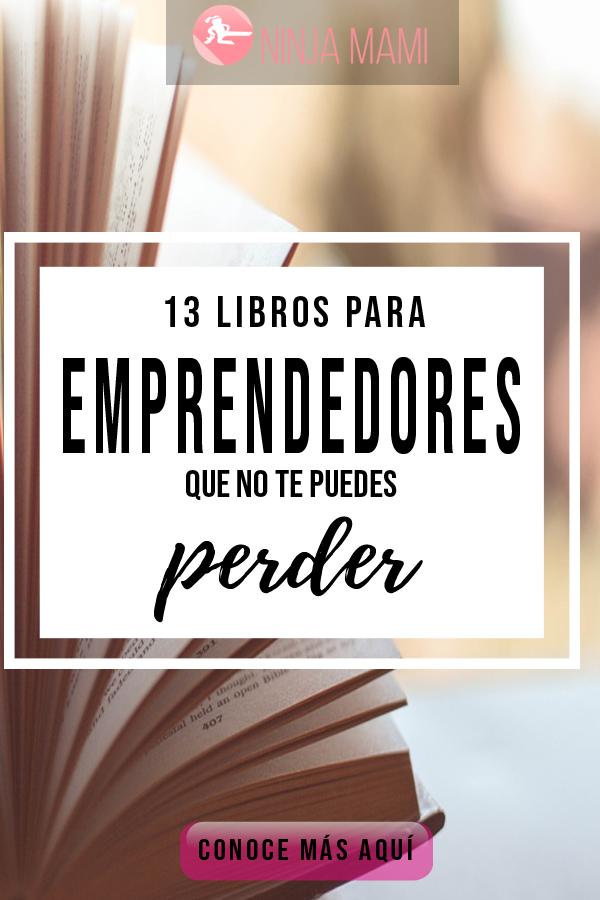 Libros Emprendedores Emprendedor No te puedes Perder Seth Godin Richard Branson Carrie Green Barbara Sher