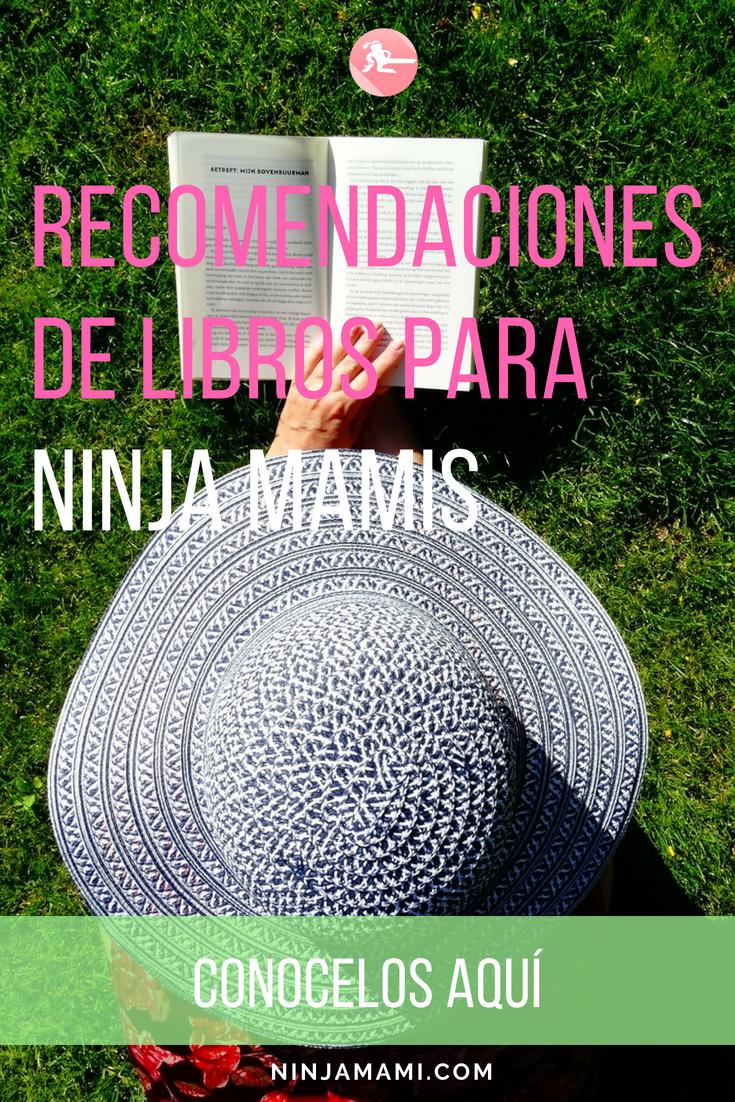 Recomendaciones de Libros para Ninja Mamis