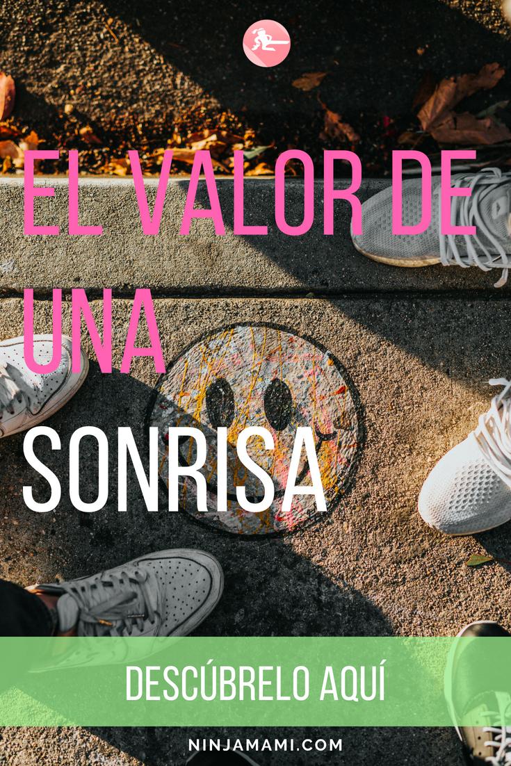 EL VALOR DE UNA SONRISA