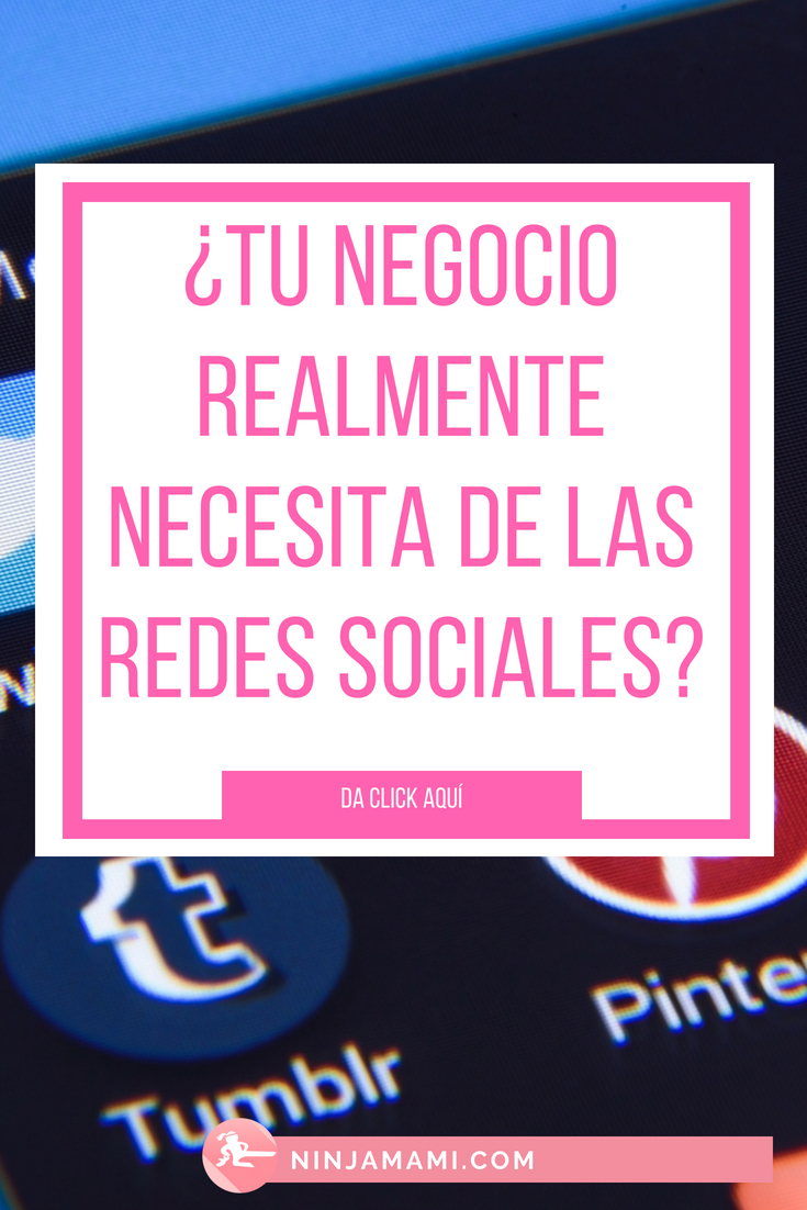 Redes Sociales: ¿Cuál es la Correcta para tu Negocio?