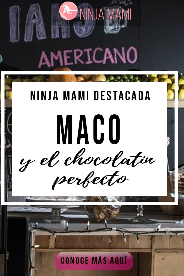 Ninja Mami Destacada - Maco y el Chocolatín Perfecto