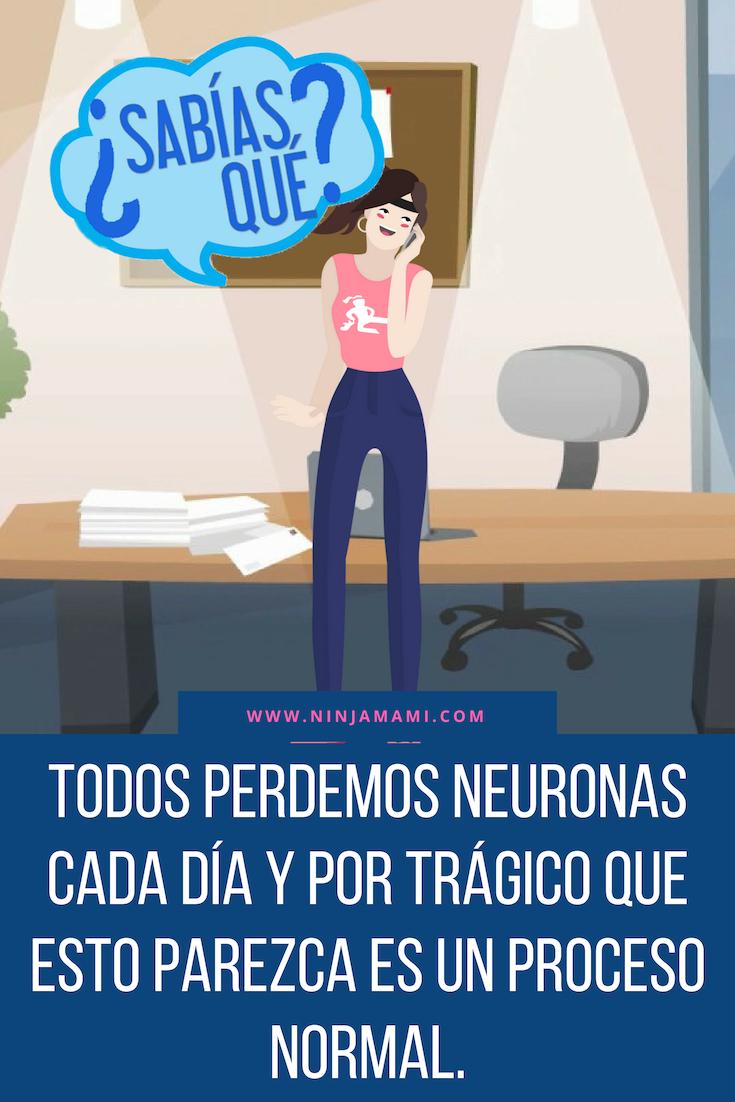 El problema es cuando nuestros hábitos matan más neuronas de las que debemos perder.