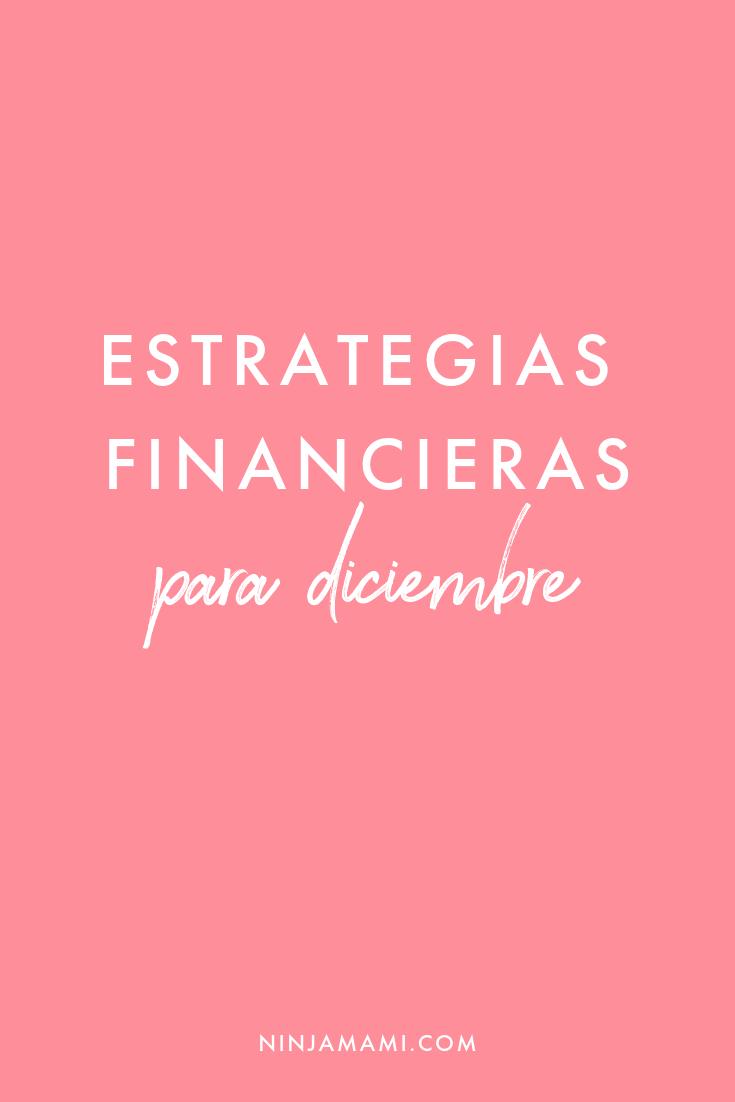 Cómo cuidar tus finanzas en navidad y año nuevo