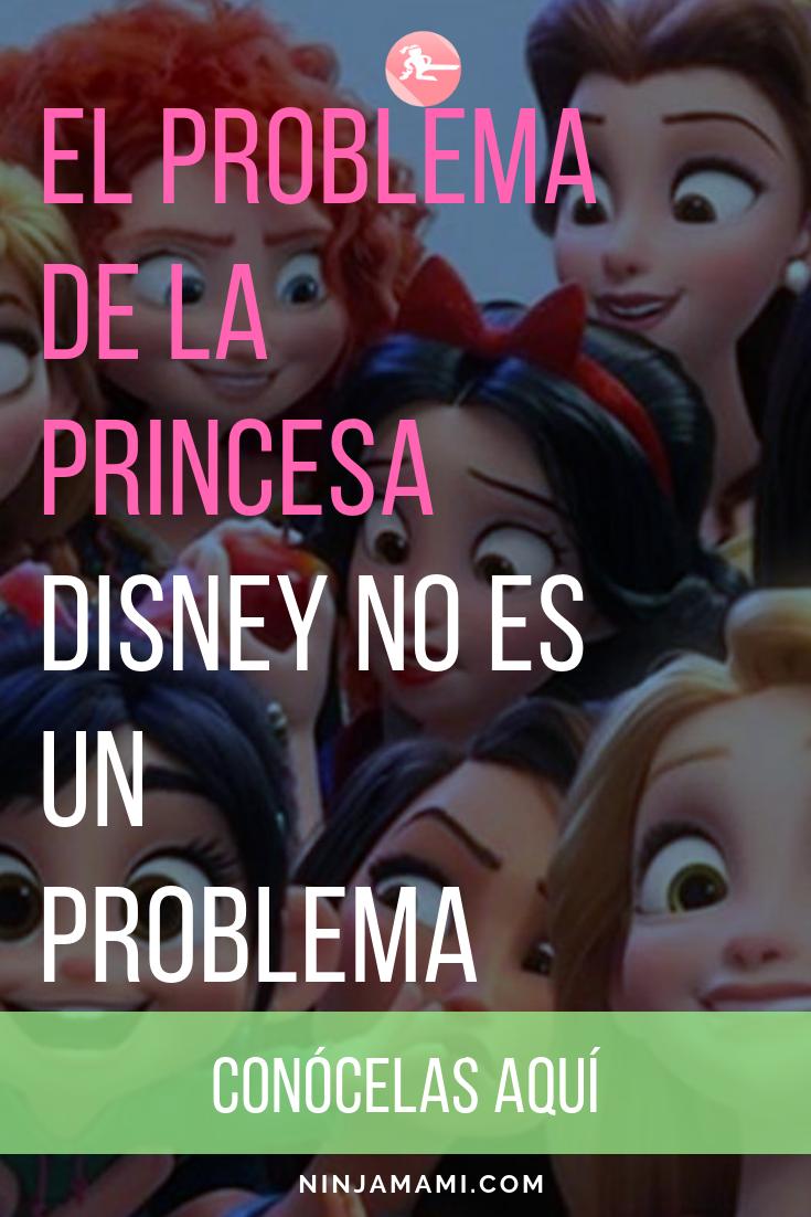 Las Princesas de Disney No Son El Problema