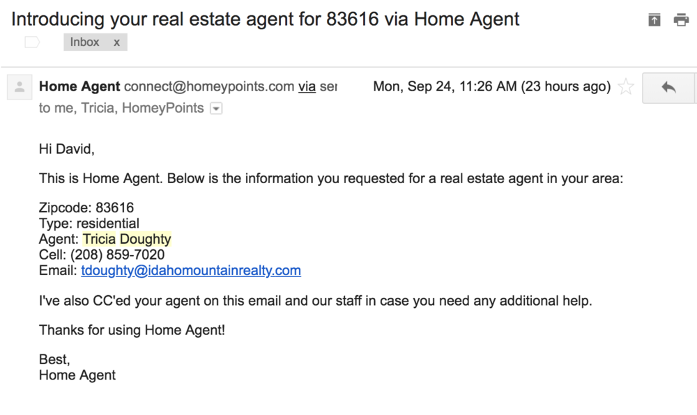 Amazon Alexa Real Estate Skill - Find a Realtor - Seller Leads - Sample lead email.png