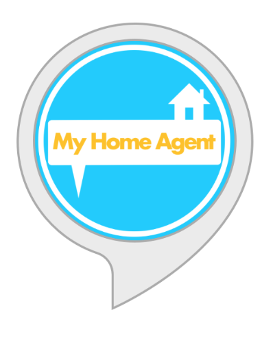 Amazon Alexa - Real Estate Skill - My Home Agent - Find a Realtor - Sell my home - Skill Logo.png
