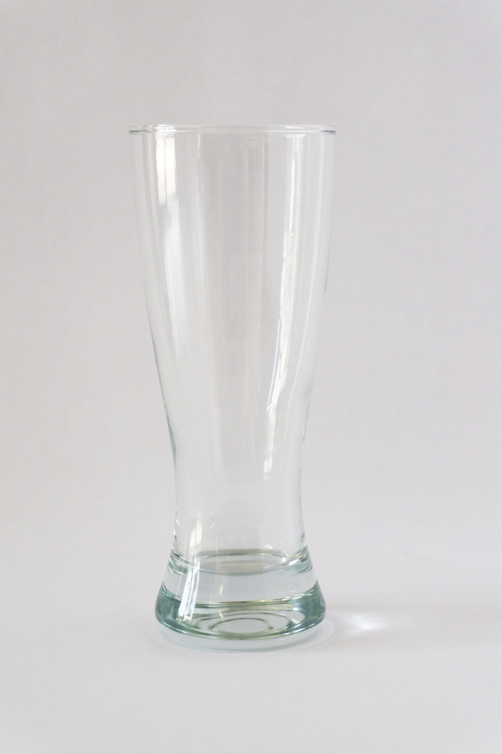 12 oz. Pilsner Glass  $0.60 each